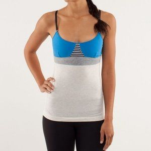 LULULEMON Contentment Triangle Tank top size 4